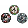 Fimo Disc 27mm Assorted Design